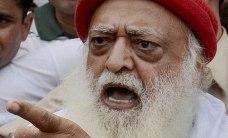 Asaram Bapu / image courtesy Indian Express