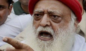 Asaram Bapu / image courtesy Indian Express